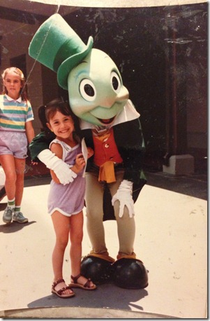 02 22 13 - Mommy at Disney