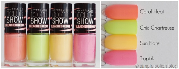 Maybelline-Bleached-Neons-Swatches-1