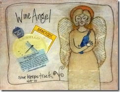 wine angel