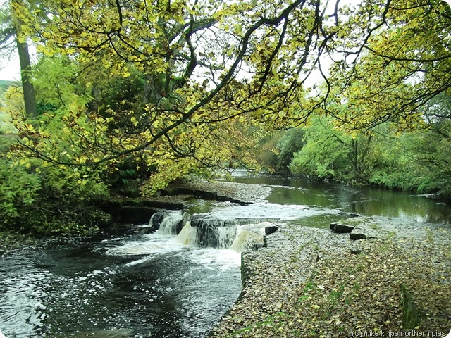 river wear near st johns chapel