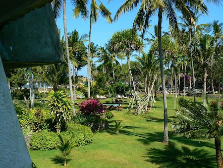 Hotel Hyatt Sanur garden