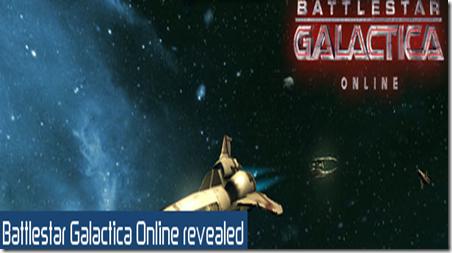 Battlestar Galactica Online - joc SF 3D