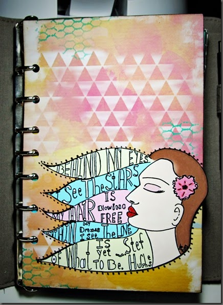 art journal page lg