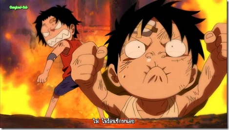 One Piece &#3637;&#3656; 501 &#3633; (Sub thai By Gangload Sub)