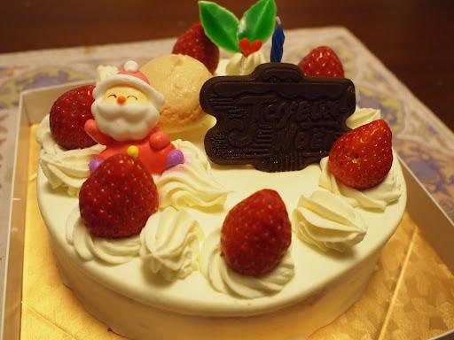 [写真]KUDOHのいちごショートケーキ