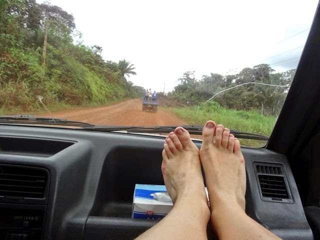 Cocobeach route