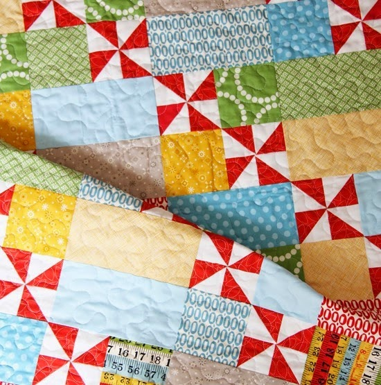 Playful Baby Quilt Pattern