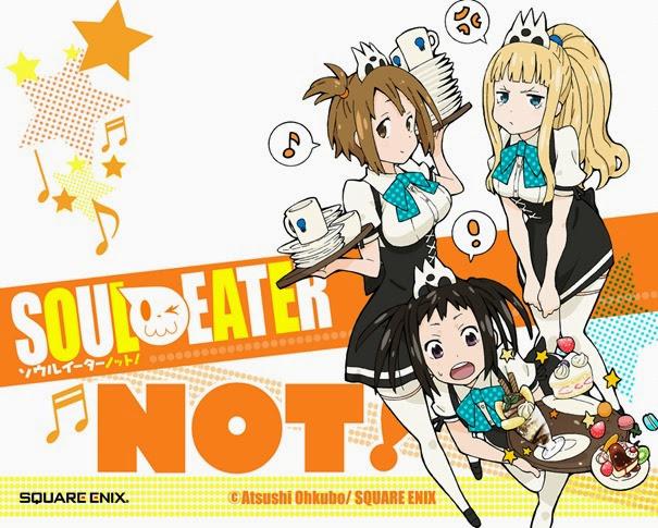 Anunciado Anime de Soul Eater Not!