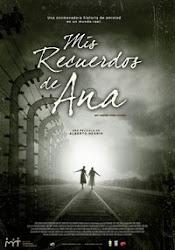 Mi Ricordo Anna Frank Poster