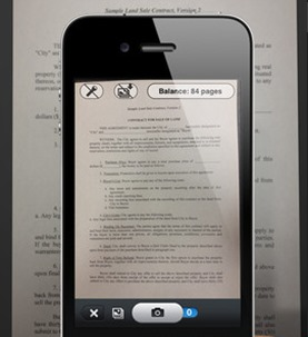 Free FineReader OCR for iPhone