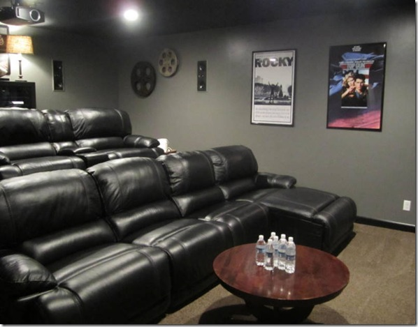 Small Spare Room Ideas Man Cave Vs : Bancroft family the man cave