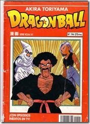 P00012 - Dragon Ball N194 por dar