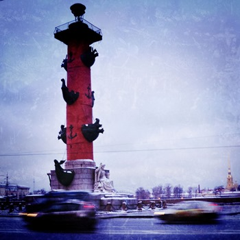 St. Petersburg Rostral Column