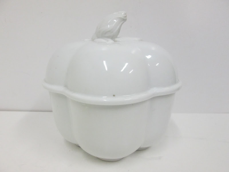 Limoges Biscuit Jar