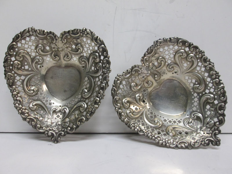 Gorham Sterling Bowl Pair