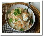 SIMPLE COCONUT RICE