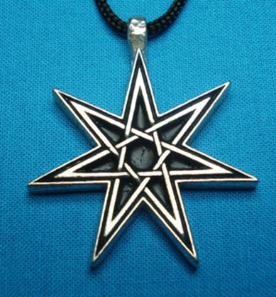estrella 7 puntas