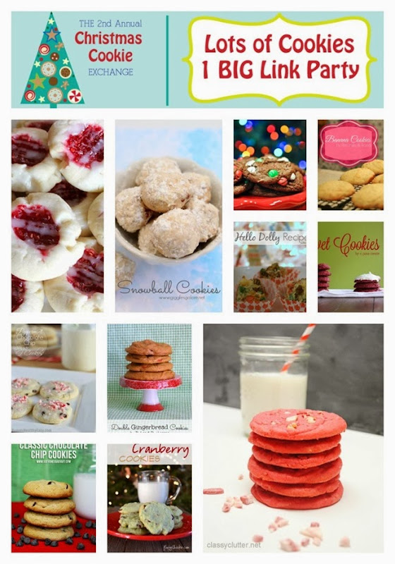 Cookie Exchange Link Party