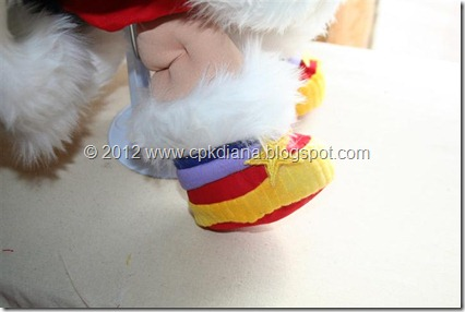 Rainbow Brite Cabbage Patch Kid Boots