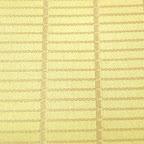 Ozdobna tkanina w kratkę. Na zasłony, poduszki, dekoracje. Szeroka 300cm. złota, kremowa.