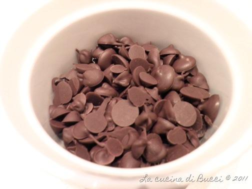 ciotolina gocce cioccolato