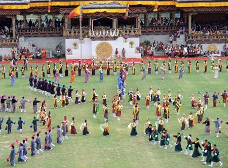 Bhutan Royal Wedding 5