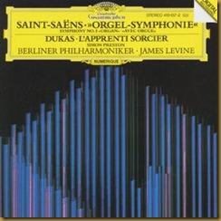 Saint Saens Organo Levine