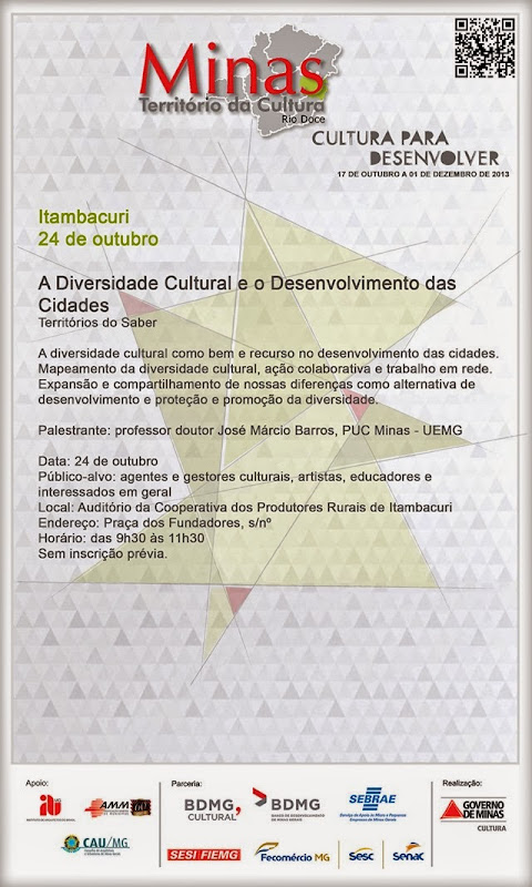 Minas Território da Cultura em Itambacuri