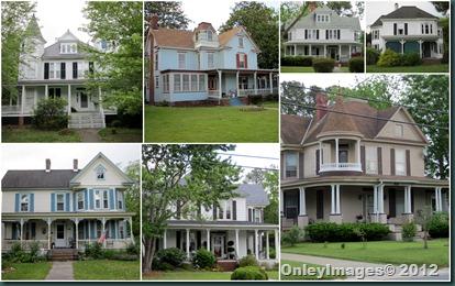 Onley VA homes