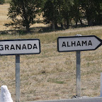 The road to Alhama