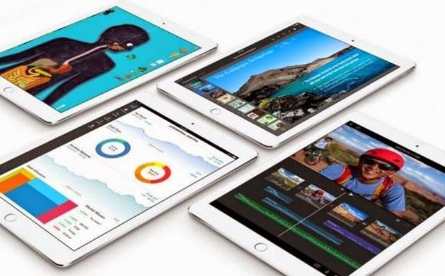 Principales novedades de iPad Air 2