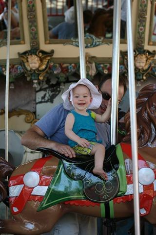Cedar Point Carrousel