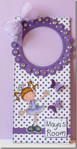 Lulu Door Hanger