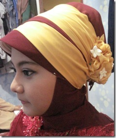 Model Jilbab Untuk Wisuda