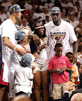 lebron james nba 120621 mia vs okc 027 game 5 chapmions Gallery: LeBron James Triple Double Carries Heat to NBA Title
