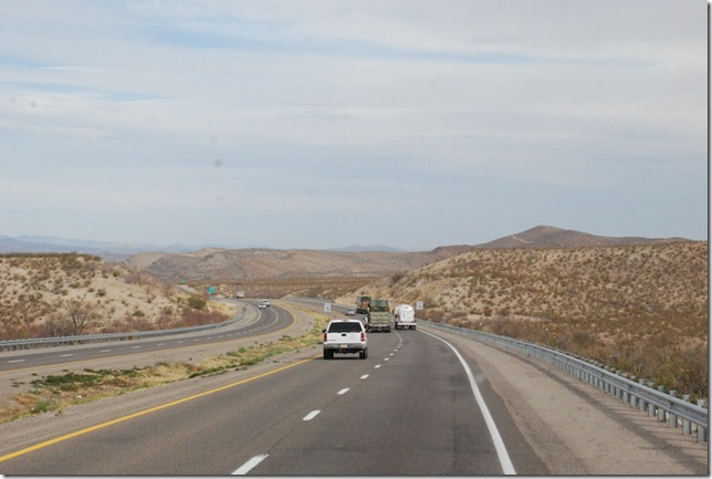 04-05-13 A Travel from Deming to Socorro I-25 (2)