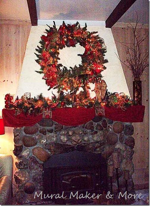 Christmas-Mantel-Scarf-9