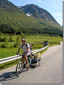 Sykkeltur til Sæbø pinsa 09 022