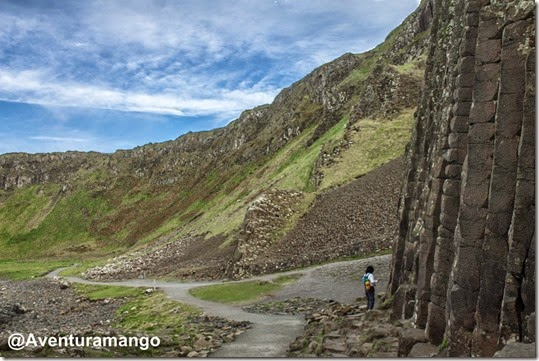 Giant Causeway - Irlanda do Norte (14)