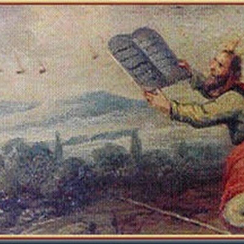 Os Discos Voadores de Moises
