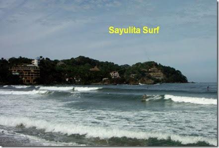 Sayulita surf 1-22-14