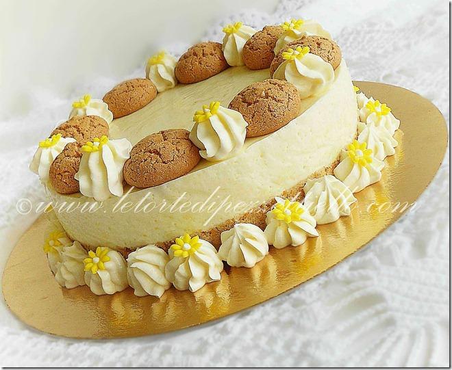torta fresca mango e amaretti