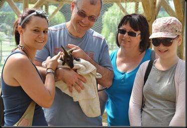 Snaith family with Henry Cooper DSC_1041