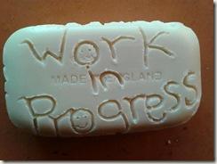 work in progess