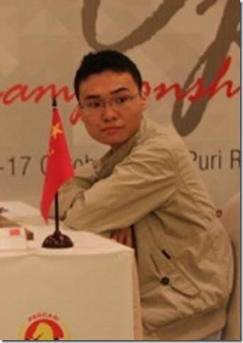 Yu Yangyi, China