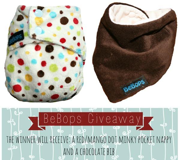 Bebops giveaway