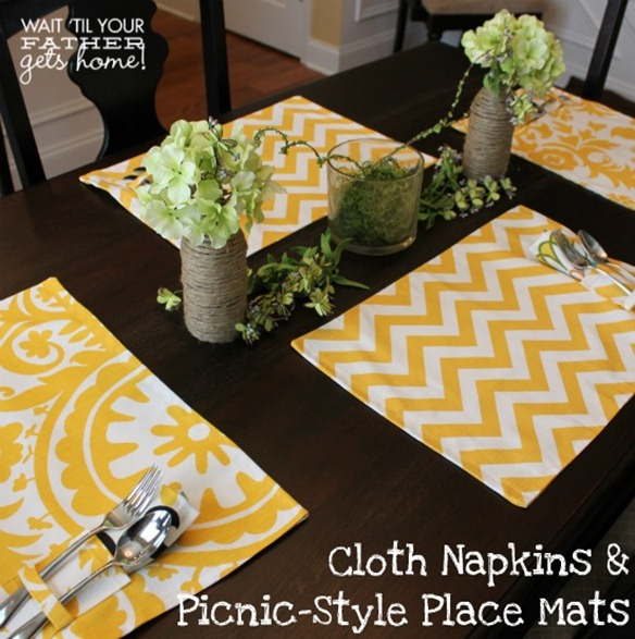 Cloth-Napkins-Place-Mats