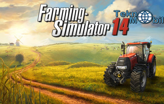 Farming Simulator 2014 Apk Full