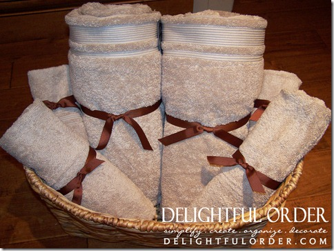 Great Relaxation Gift Basket Idea