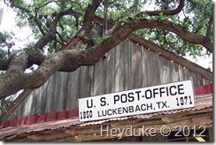 Luckenback TX